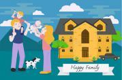 房屋抵押贷款的4个常见错误认知,你想对了吗?